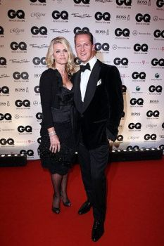 Michael Schumacher and wife by schumigirl1956