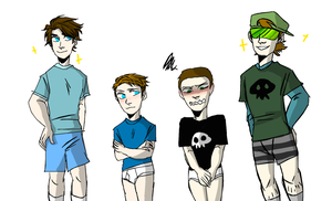 REQUESTED: The return of the underwears by poisodon
