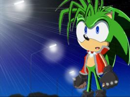 Manic in Sonic X 2 by Rashuanu