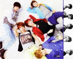 SHINee :3 by The-world-of-Minda