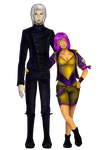 Commission- Dyerlich, Phenyo (ArtistsnClients) by Lilith-the-5th