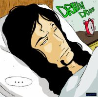 Lucci wakes up by Darkheal