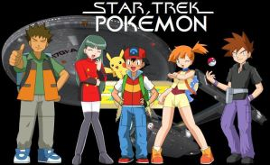 Star Trek: Pokemon by Gundam1701