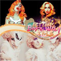 Born this way Actions by gagauniverse