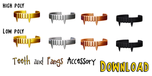 DOWNLOAD: Accessory Style 2 by DisastrousBunny