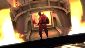 Fight (Fire) with fire ::Team Fortress 2:: by guywiththesuitcase