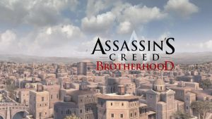 Assasins Creed Brotherhood by Genius-MasterminD
