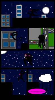 MISSED! (Comic test) by Badrater