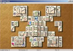 Mahjong Titans Game for XP by Rudy-XP