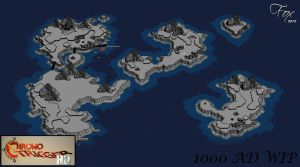 Chrono Trigger HD - 1000 AD wip 01 by FrZnChAoS