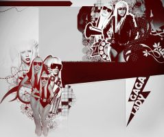 LADY GAGA - FREE Youtube BG by demeters