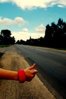 Hitchhike by LordXar