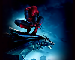 Amazing Spiderman  Continued........ by kingwicked