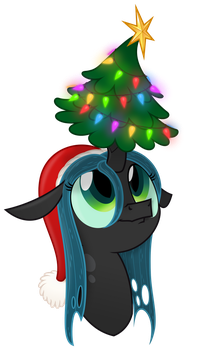 Merry Chrysmas by ZuTheSkunk