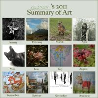 2011 art summary by gee231205
