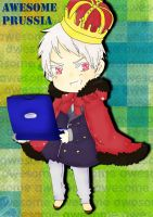 Awesome Prussia by Shou4i