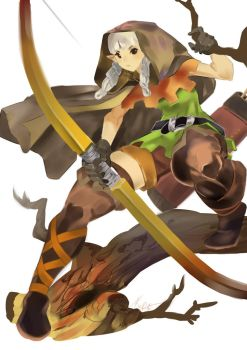 Dragon's Crown: Elf by Kenny-Artist