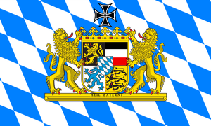 Bavarian Reichsflagge by PokeCJG