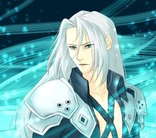 Sephiroth by MornaAinu