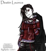Destin Leoence by NyNeko