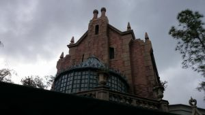 The Haunted Mansion by frightmare99
