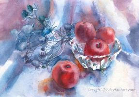 red apples by lazygirl-29