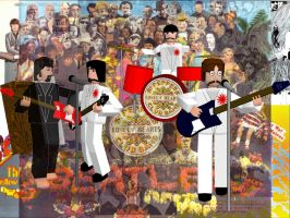 BEATLES PROJECT FINAL by JediKaputski