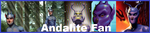 Andalite fan banner by Krazy8Horse