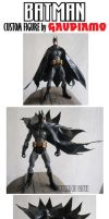 Batman action figure mod by gaudiamo