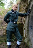 Cosplay: Germany by oranges-lemons