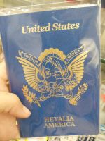America's Passport by Allyerion