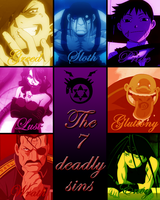 FMA - The 7 deadly sins by MangaX3me
