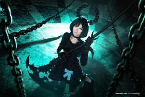 Black Rock Shooter - Dead Master by wkwebsite