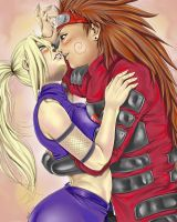 Ino x Chouji by Testament-Ferenand