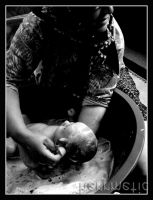 First Bath by Hermetic-Wings