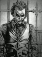 Edit Joker Drawing 23-01-2010 by ChristiaanR1990