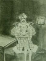 5. Personifying a chair by peachieva