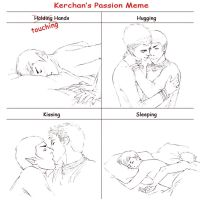 passion meme  - KirkSpock by Lenap