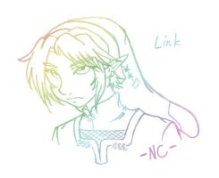 Link sketch 3 by naochandoodles