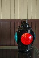 train station lantern by LucieG-Stock