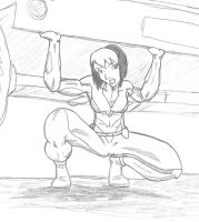 Nothing Can Hold Me Down by hyphenatedsuperhero