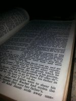 Holy Bible: Genesis: 31 - The book of Jacob  by OddGarfield