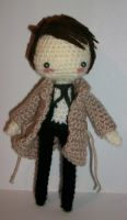 Crochet Cas made by yuki87 by Pickleweasel360