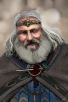 Old King by victter-le-fou