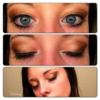 Brown Smokey Eye! by allikayyyy