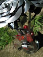 Recycled Pop Can Roses5 by Christine-Eige