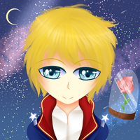 Le petit prince by Vaelty-Chan