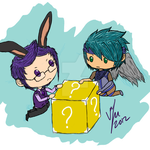 Animalia Verse: What's in the Box?? by VioletZen