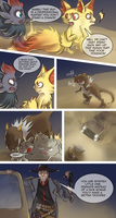 Cain and Mabel - chapter 1 pg 5 by SilverVanadis