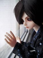I want to go outside... by Ciel-X